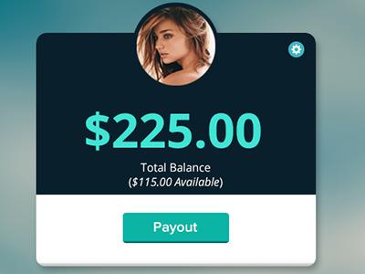 Balance hippo.io payment profile payout balance