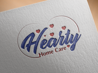 hearty home care logo