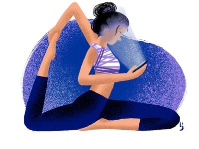 Yoga and running