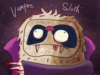 Vampire Sloth
