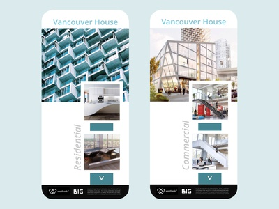 Vancouver House Concept