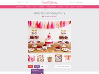 Party details