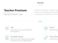 Pricing Premium