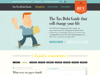 Tax guide design