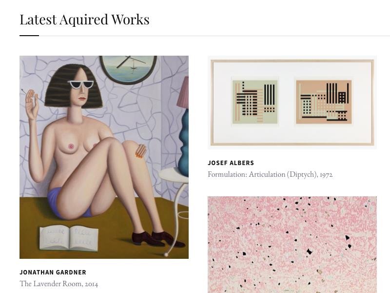 Online Art Gallery garamond source sans pro blue art art investment