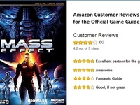 Mass Effect Official Game Guide (2007) | Amazon.com reviews