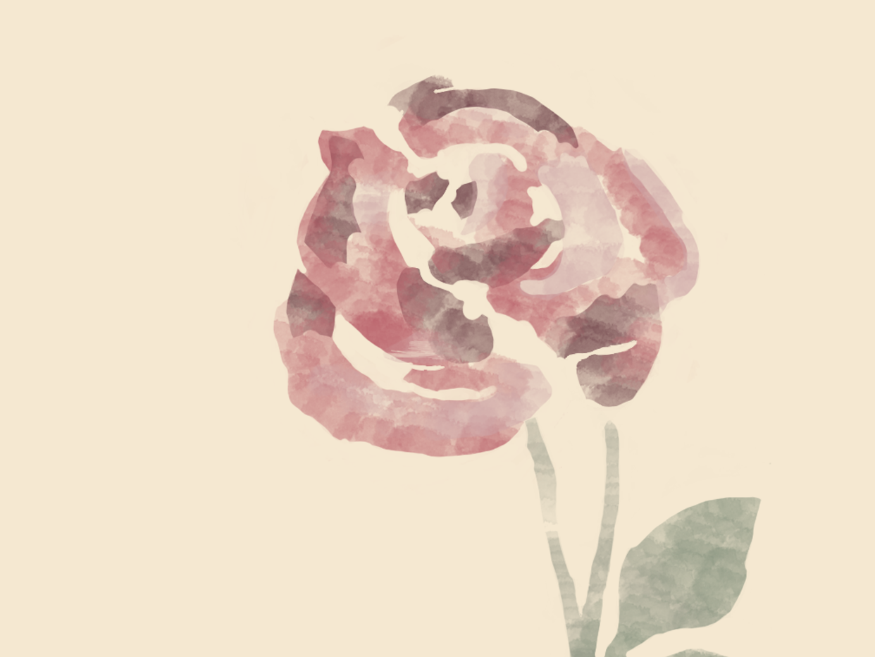 Floral Iphone Background By Amanda Egbert On Dribbble