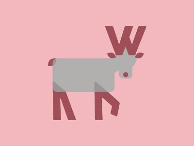 Deer Wiz, animal deer wizardly dribbblemeetup