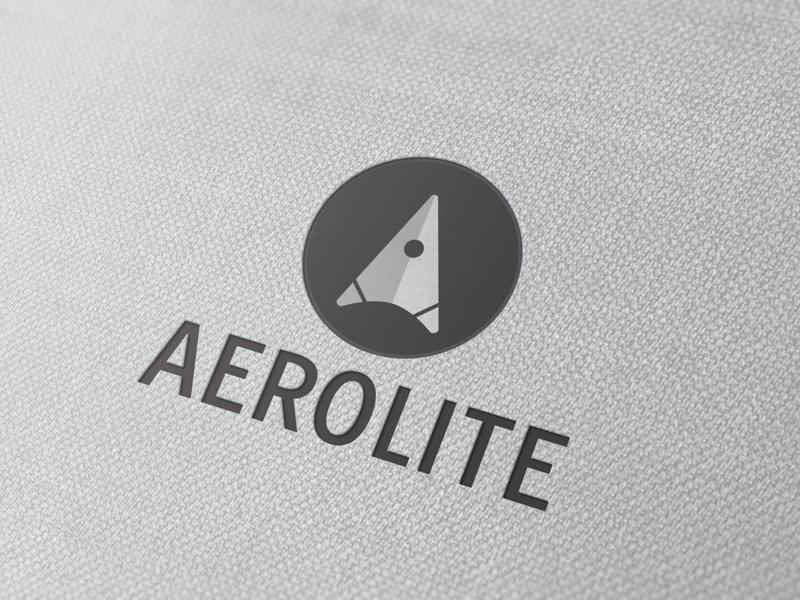Logo - Aerolite daily logo design dailylogochallenge vector logo icon design branding app