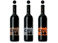 Crudo Wine Packaging Concept
