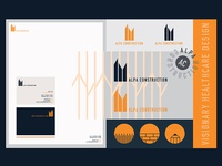 Alpa Construction Branding