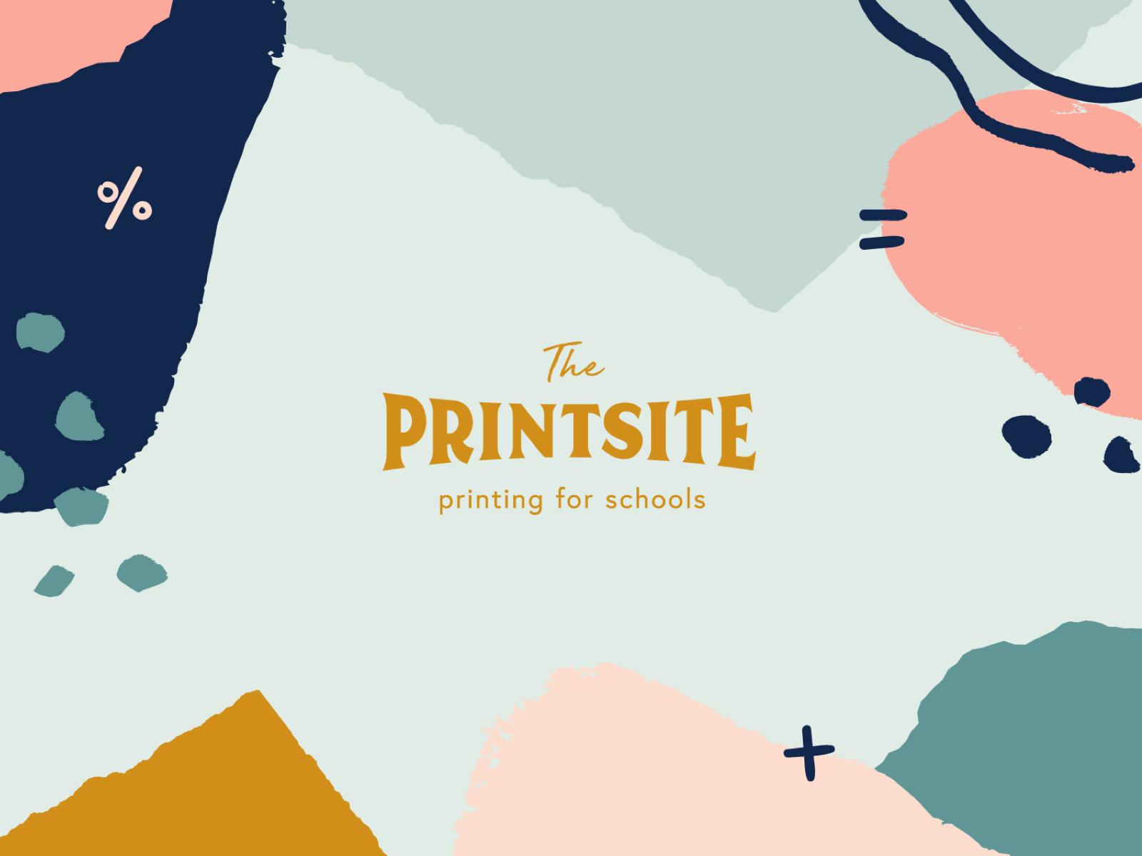 The Printsite — Printing for Schools