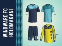 WindwardFC Soccer Kit