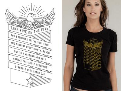 Veteran T-Shirt concept #1
