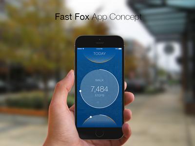 FastFox App Concept