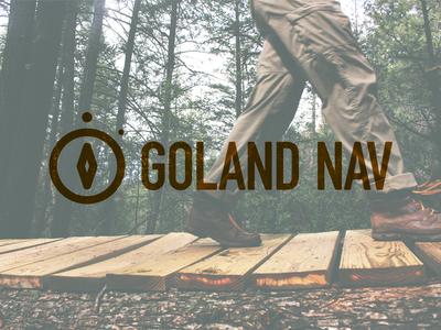 Goland Nav App Concept