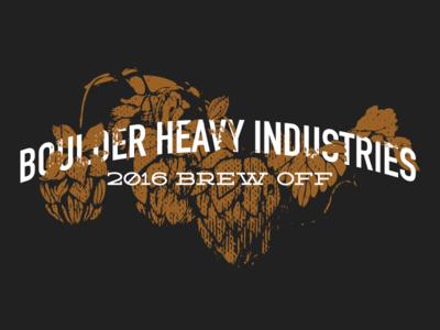 2016 Brew Off T-Shirt