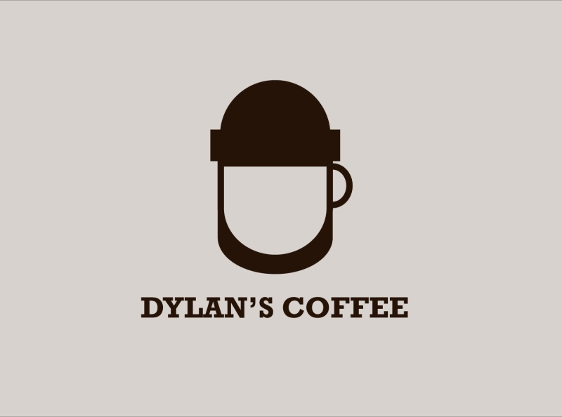 Daily Logo Challenge Day 6/50 Coffee Shop Logo coffee coffee shop vector logo illustration design dailylogochallenge