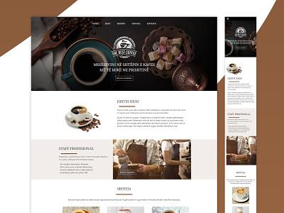 Best Coffee Shop - Landing Page coffee coffee shop website coffee landing page coffee shop landing page landing page coffee shop