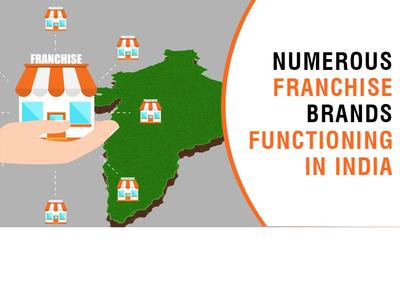 Numerous Franchise Brands Functioning In India
