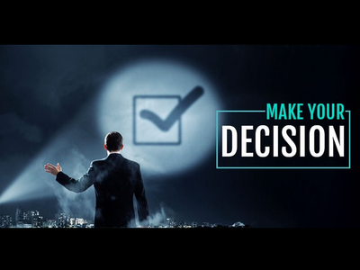 Make Your Decision