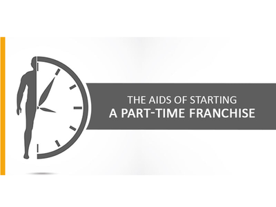 THE AIDS OF STARTING A PART-TIME FRANCHISE