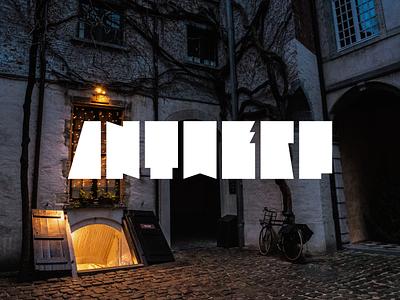 Antwerp traveling travel typography type lettering belgium antwerpen antwerp bunny sam