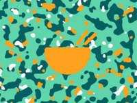 Miso Soup Camouflage