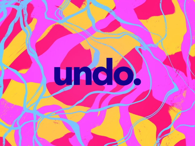 undo. undo bunny sam procreate pocket procreate