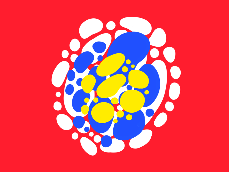 Cells illustration procreatepocket procreateapp procreate bunny sam