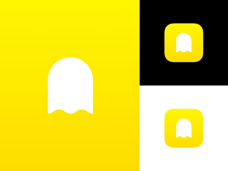 The New Snapchat ghost snap snapchat snapchat filter sam refresh rebrand logo icon redesign concept bunny sketch rebranding app