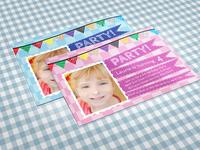 Birthday Party Invitation 2