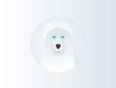 Neumorphism inspired bear logo.. graphicdesign graphics graphic artist art design art designer designs design inspire neue neumorphism neumorphic logo design logodesign logotype logos logo bear logo bear