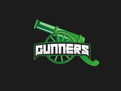 Gunners E-Sport Logo