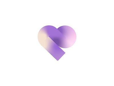 Heart ux icon dailyui web digital design heart inspiration logodesign logotype logo