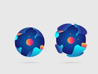 Space Gradient