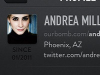 More About Andrea...