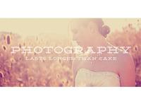 Photographer Concept