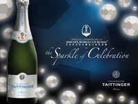 Taittinger x 2018 FIFA World Cup Russia