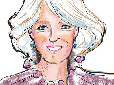 Editorial Camilla Duchess Of Cornwall