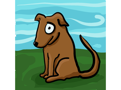 Barfolomew design vector illustration doggy
