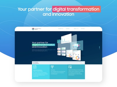 SunnyHill Website - Quick Overview app ui website software