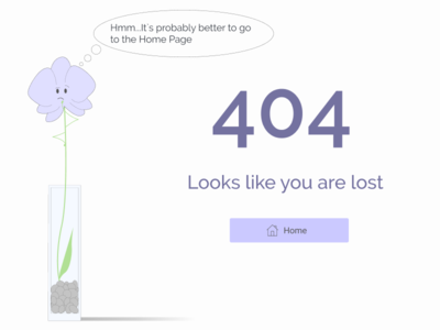 Orchid blog site 404 page