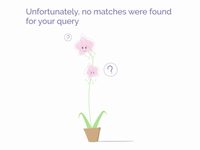 Orchid blog search not found