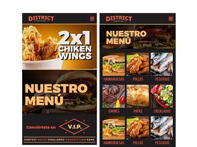 District app mobil design vector ux ui icon uxuidesign mobile app android app ui  ux uidesign uxdesign