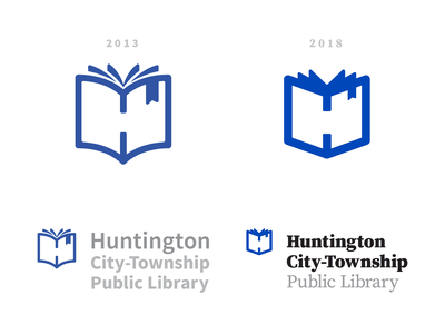 2018 touch-up brand library h book logo