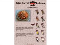 Magazine Layout Indian Dessert responsive design magazine layout layout design animation css grid