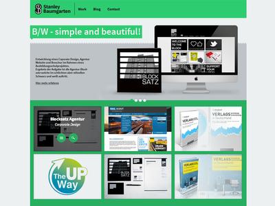 Stanley Baumgarten - personel website