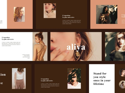 Aliya - Creative PowerPoint