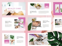 Beauty care - PowerPoint
